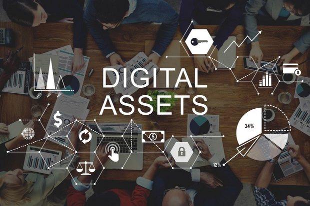 Digital asset licences issued