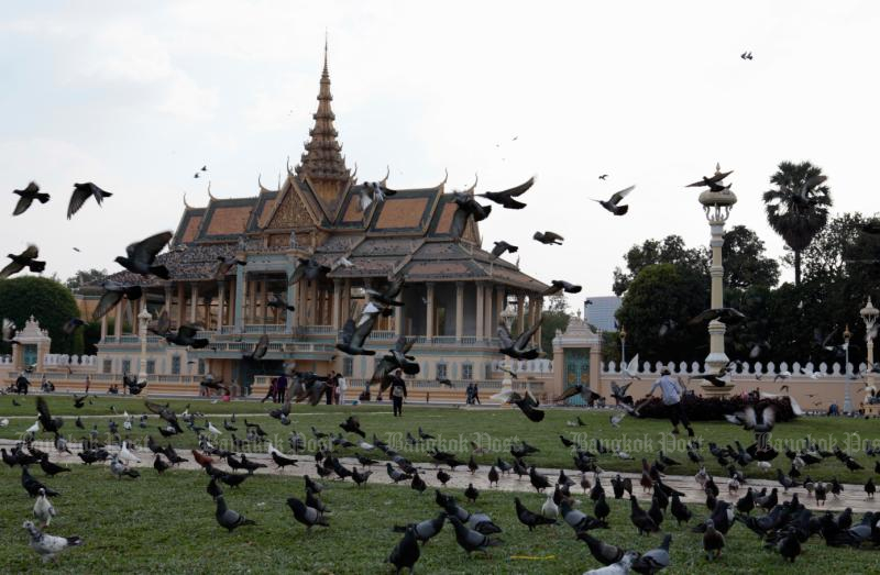 The Cambodian capital of Phnom Penh will have direct flights to Manila in April.(Bangkok Post file photo)
