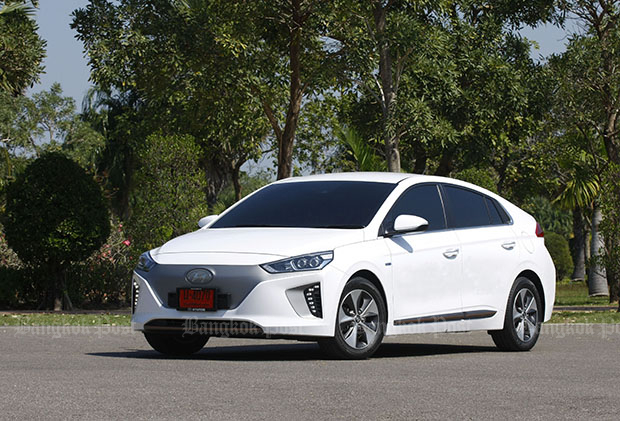 Hyundai Ioniq Electric (2019) review