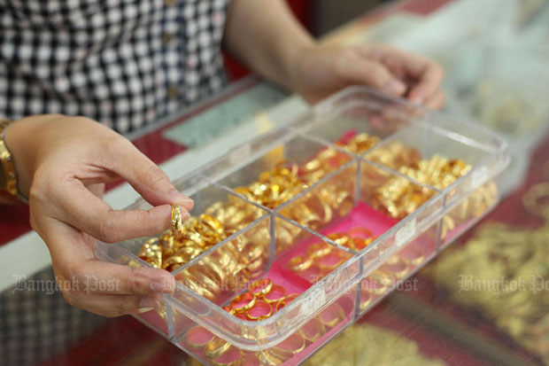 Gold prices down B50 to B19,500