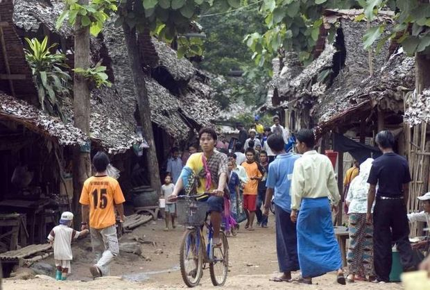 The suicide rate at the Mae La camp is more than three times that of the rest of Tak province and five times the average for all of Thailand. (Photo courtesy of the International Organization for Migration)