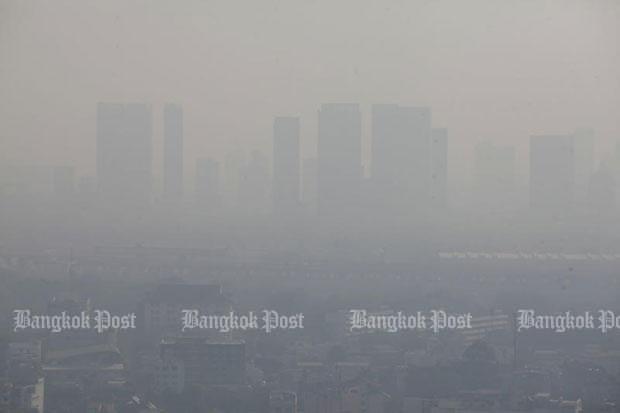 Bangkok air pollution remains at hazardous levels