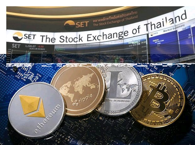 The Stock Exchange of Thailand now wants one of those licences to deal in cryptocurrency.