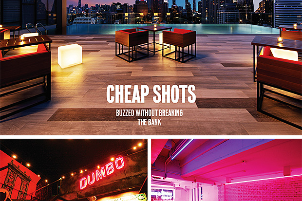 Cheap shots