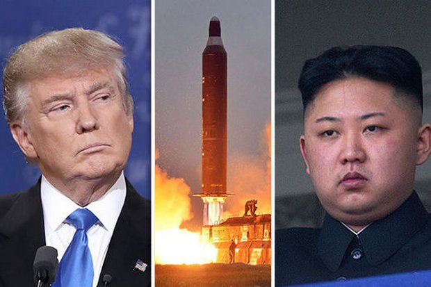 A second summit looms between US President Donald Trump and North Korean leader Kim Jong Un, but a missile crisis looms. (File photos)
