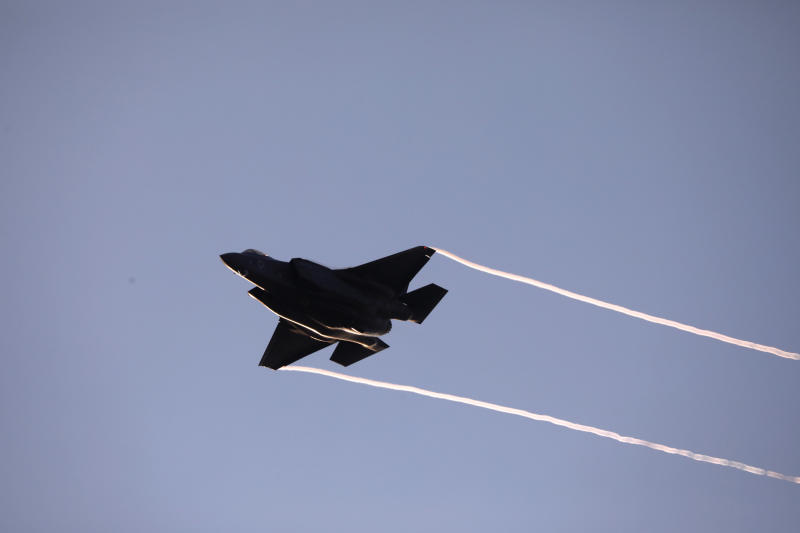 Singapore to buy a few F-35 jets, eyes fleet replacement
