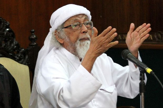 Cleric linked to Bali bombers to be freed