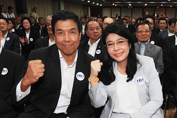 Chadchart tipped as Pheu Thai's PM pick