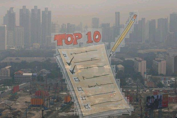 Ten things govt must do to stifle smog
