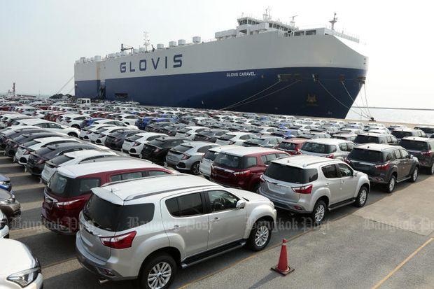 December exports unexpectedly fall 1.72% y-o-y