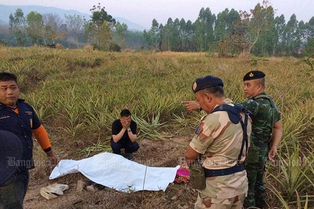 Man killed by wild elephants