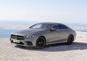 Price of Mercedes-Benz CLS300d falls in Thailand