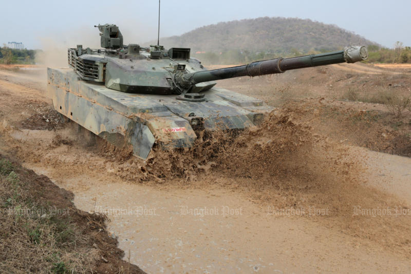 Army to buy 14 more Chinese tanks at cost of B2.3bn