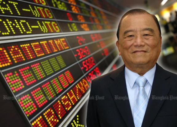 SET rises on trade surplus but BDMS, BA shares slump
