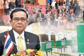 Prayut promises poll date 'coming soon'