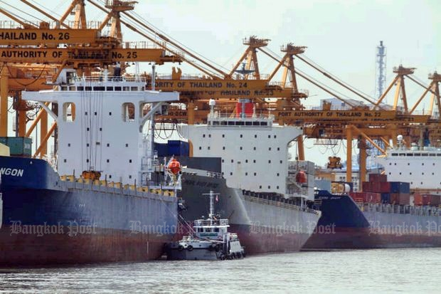 Government is blaming anaemic export growth of under 8% as the reason it failed to achieve its planned GDP growth of 4.5% in 2018. (File photo)