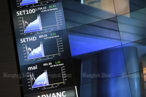 SET edges higher, Philippine shares lead SE Asian peers