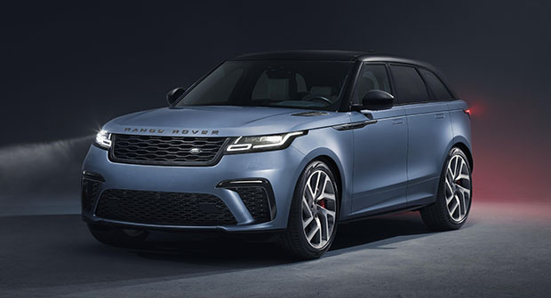 Land Rover Range Rover Velar SVAutobiography revealed