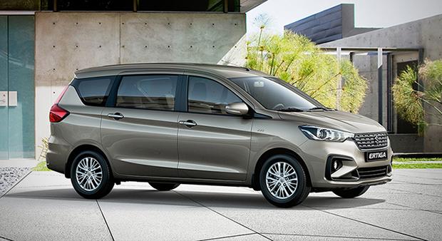 2019 Suzuki Ertiga: Thai prices and specs