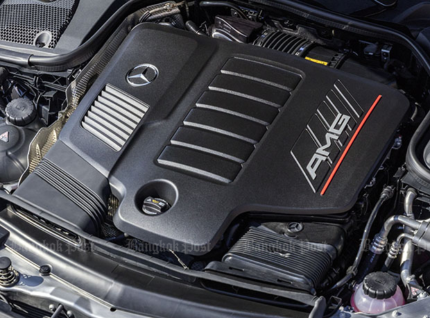 Thai price of Mercedes-AMG CLS53 falls by nearly two million baht
