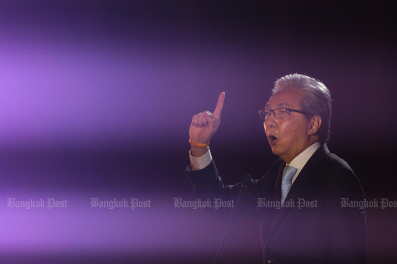 Deputy Prime Minister Somkid Jatusripitak wants to see Thailand to be a new member  of the Comprehensive and Progressive Agreement for Trans-Pacific Partnership before the end of the government. (Bangkok Post file photo)