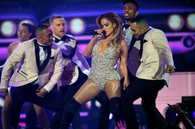 Ladies' night at the Grammys: the performances