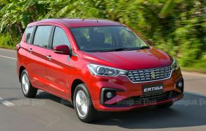 Suzuki Ertiga 1.5 GX (2019) review