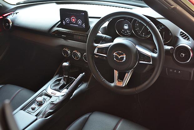 Mazda MX-5 RF 2 0 Skyactiv-G (2019) review