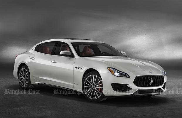 2019 Maserati Quattroporte: Thai prices and specs
