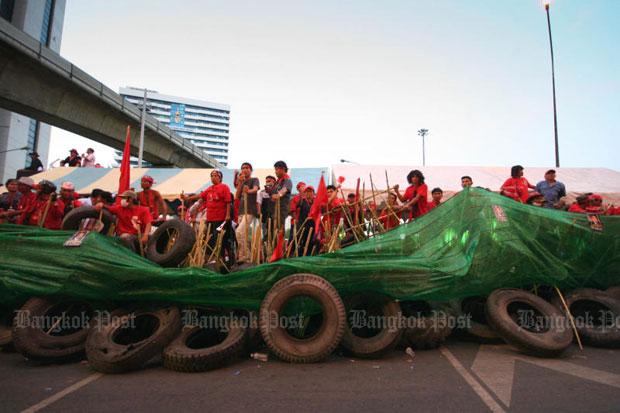 Red-shirt terrorism trial adjourned until after polls
