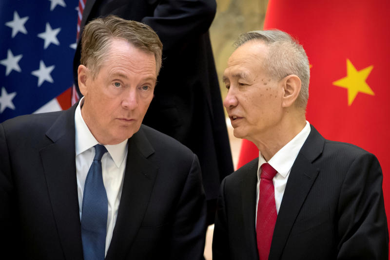 US, China sketch outlines of deal to end trade war