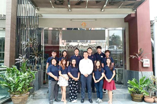 I STEEL THAI - Thailand's First Ever Comprehensive E