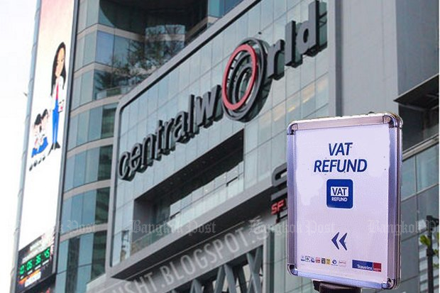 There were 213 participating merchants and well-equipped refund locations, but the attempt to stimulate cashless spending via VAT refunds was a total flop. (File photo)