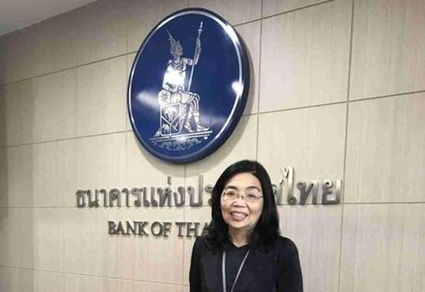 Bank of Thailand Assistant Governor Vachira Arromdee (file photo)