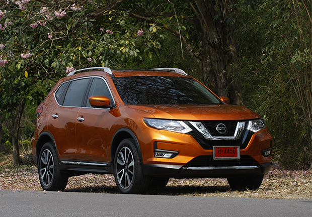 Nissan X Trail Facelift 2019 Review