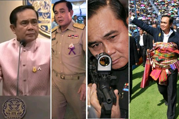 On Sunday at Korat, the prime minister is expected to become a full-fledged political campaigner for his Palang Pracharath Party.