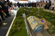 The Thai-Chinese high-speed railway project linking Bangkok and Nong Khai is making progress as the Thai constructor, Civil Engineering Co, has been awarded a contract to start building the 11-kilometre Sikhiu-Kut Chick section next month.