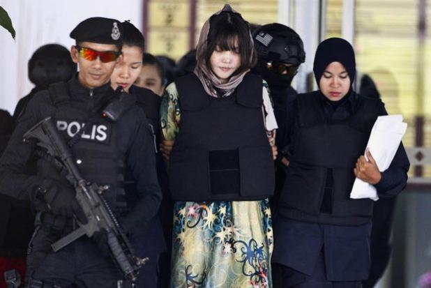 Vietnam Asks Malaysia to Free Woman Accused of Poisoning Kim Jong Nam