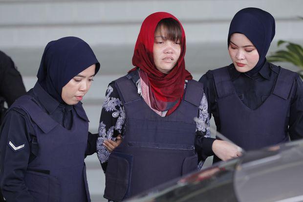 Malaysia won't drop case against Vietnamese in Kim killing