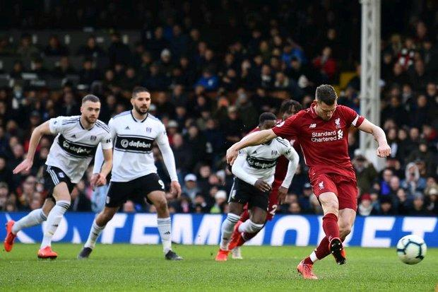 Jürgen Klopp praises Liverpool for 'sensational result' against Fulham
