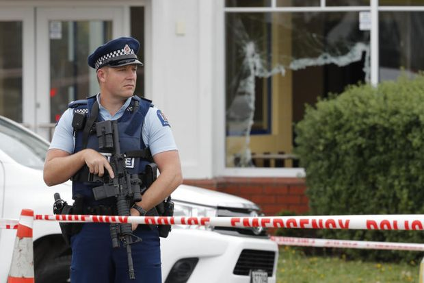 Australia to probe broadcast of NZ gunman livestream