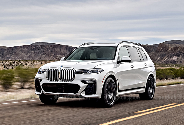 BMW X7 (2019) first drive review
