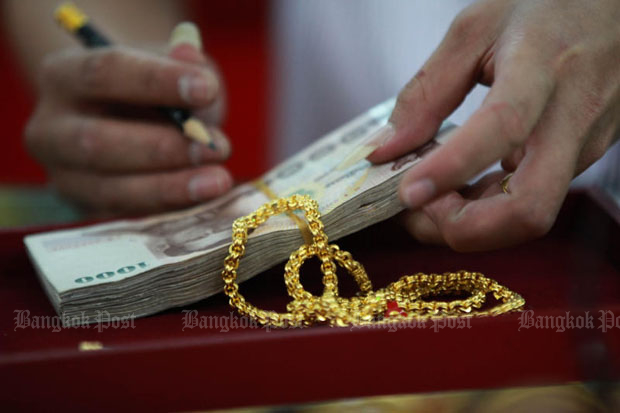 Gold prices up B150 to B19,750
