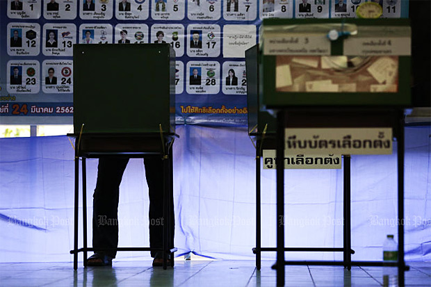 Vote-buying 'rampant', says election watchdog
