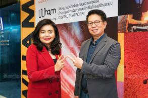 MCOT partners with ETDA to launch WHAM platform
