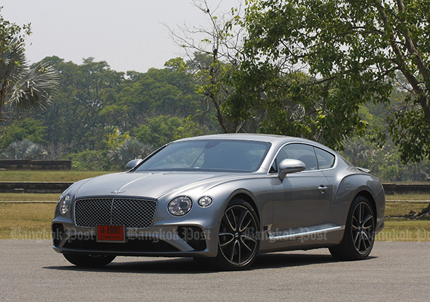 Bentley Continental GT W12 (2019) review