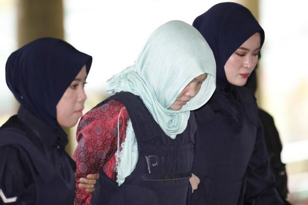 Vietnamese woman gets jail time over airport death of DPRK man