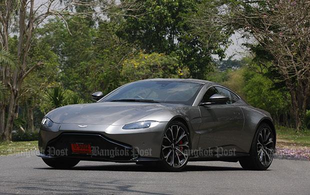 Aston Martin Vantage (2019) review