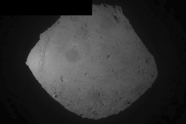 Japanese space probe drops 'impactor' on asteroid Ryugu