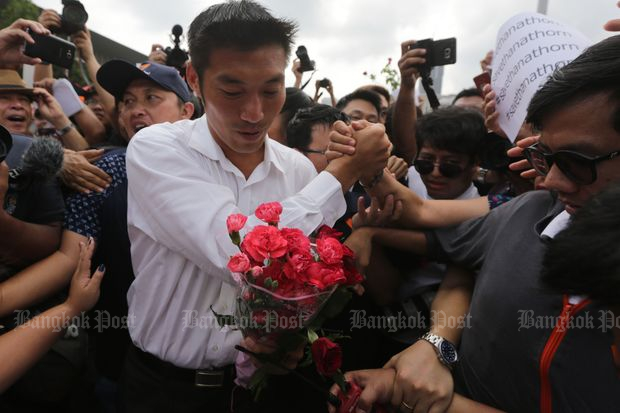 Thanathorn faces three more charges